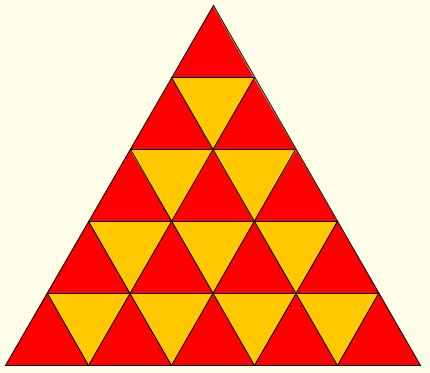counting triangles ii