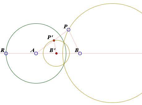 Apollonian Circles Theorem